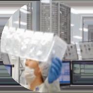治療計画と製造の自動化